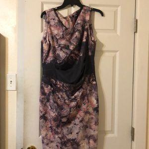 DKNY floral dress